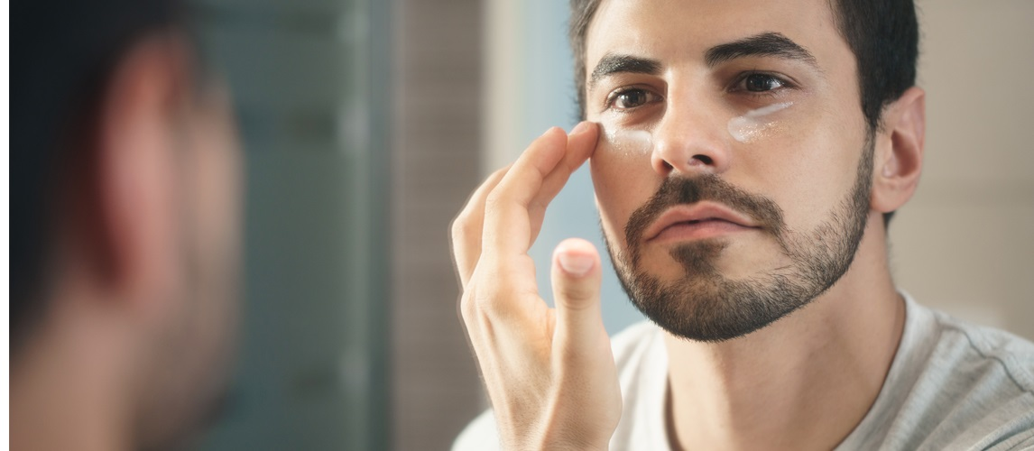 What is the best face serum for men?